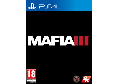 PS4 Used Game: Mafia III gaming   used games   ps4 used