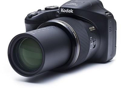Compact Kodak Astro Zoom AZ651 - Μαύρο