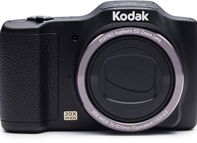 Compact Kodak Friendly Zoom FZ201 - Μαύρο