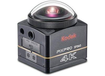Action Camera Kodak PixPro 4K SP360 Extreme Kit Wi-Fi