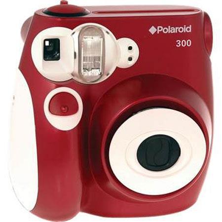Camera Polaroid Instant 300 - Κόκκινο