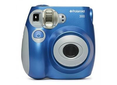 Camera Polaroid Instant 300 - Μπλε