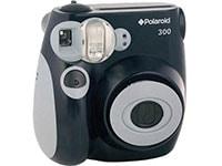 Camera Polaroid Instant 300 - Μαύρο