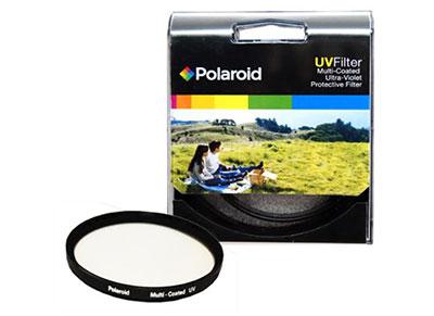 Φίλτρο Φωτογραφικής - Polaroid UV Multi-Coated - 62mm