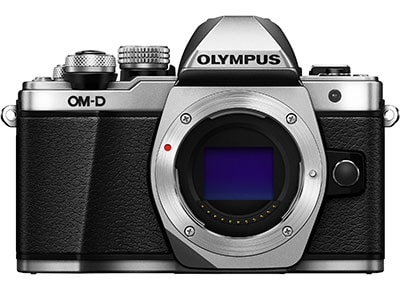 Mirrorless Camera Olympus E-M10 Mark II Body - Ασημί φωτογραφία   mirrorless