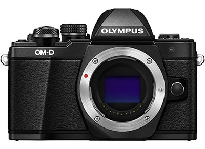 Mirrorless Camera Olympus E-M10 Mark II Body - Μαύρο φωτογραφία   mirrorless