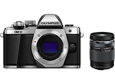 Mirrorless Camera Olympus E-M10 Mark II & 14-150mm - Ασημί