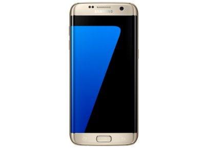 4G Smartphone Samsung Galaxy S7 Edge 32GB Χρυσό