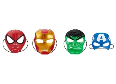 Μάσκα Marvel Value (1 Τεμάχιο)