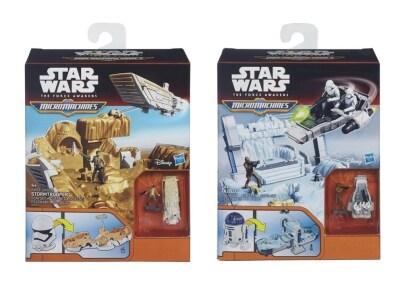 Star Wars Episode 7 MicroMachines Battle Set - 1 τεμάχιο (B3510)