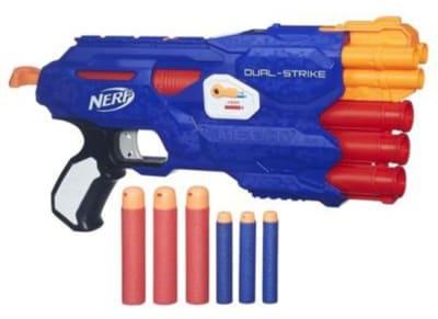 Εκτοξευτής Nerf N-Strike Elite Dual Strike (B4620)