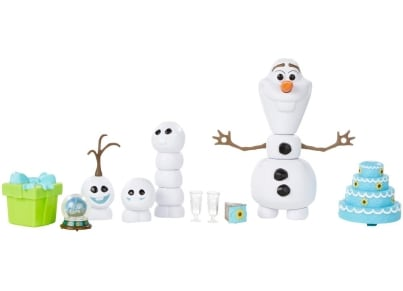 Κούκλα Frozen Μίνι Fever Olaf