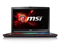"Laptop MSI GE72 6QF-005NL - 17.3"" (i7-6700HQ/8GB/ 1128GB/970M)"