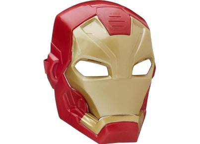 Ηλεκτρονική Μάσκα Captain America Movie Tech FX Iron Man (B5784)