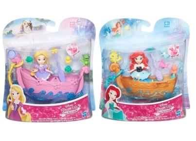 Μίνι Κούκλα Disney Princess Wate Play - 1 τεμάχιο (B5338)