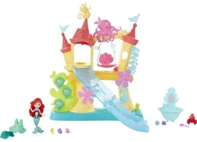 Μίνι Κούκλα Disney Princess Ariel Playset (B5836)