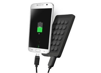Powerbank USB SBS Portable Battery Backup 2300 mAh Μαύρο