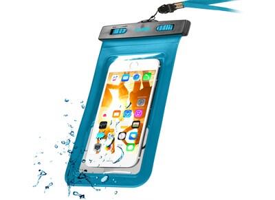 """Αδιάβροχη Θήκη Universal 5.5"""" - SBS Waterproof Case - Μπλε"""