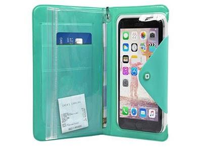 """Αδιάβροχη Θήκη Universal 5"""" - SBS Waterproof Case Book - Μπλε"""
