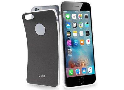 Θήκη iPhone 6/6S - SBS Aero Extraslim Cover - Μαύρο apple   αξεσουάρ iphone   θήκες