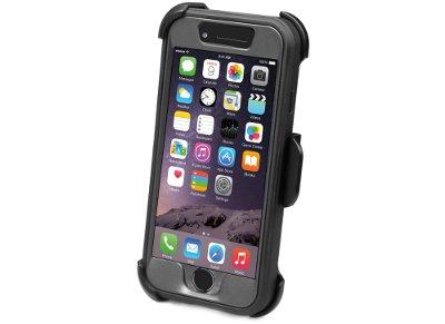 Θήκη iPhone 6/6S - SBS Work shockproof clip Μαύρο apple   αξεσουάρ iphone   θήκες