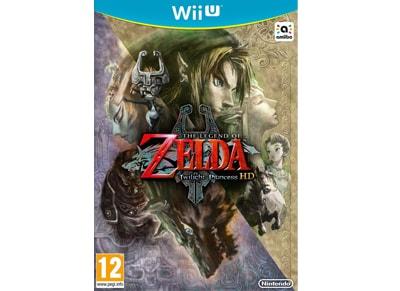 The Legend of Zelda: Twilight Princess HD - Wii U Game gaming   παιχνίδια ανά κονσόλα   wii u