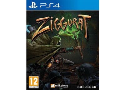 Ziggurat - PS4 Game