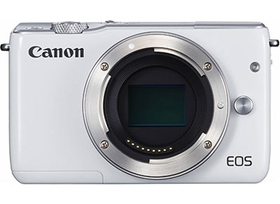 Mirrorless Camera Canon EOS M10 - Λευκό