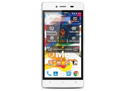 4G Smartphone MLS iQTalk Color Mini - Dual Sim Λευκό