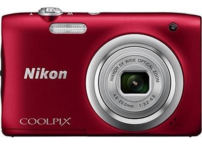 Compact Nikon Coolpix A100 - Κόκκινο