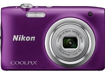 Compact Nikon Coolpix A100 - Μωβ
