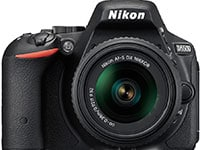 DSLR Nikon D5500 Kit 18-105mm VR - Μαύρο