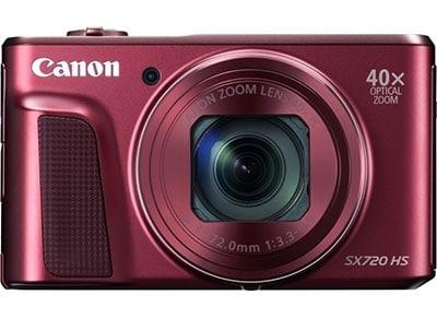 Compact Canon Powershot SX720 HS - Κόκκινο