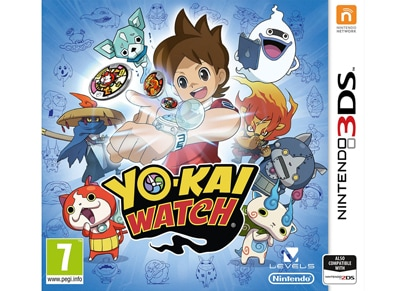 Yo-Kai Watch - 3DS/2DS Game gaming   παιχνίδια ανά κονσόλα   3ds 2ds