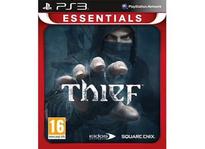 Thief Essentials - PS3 Game