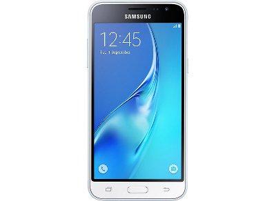 Samsung Galaxy J3 2016 8GB Λευκό Smartphone
