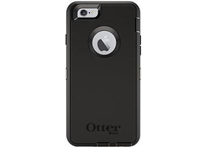 Θήκη Apple iPhone 6 Plus/6S Plus - Otterbox Symmetry Clear - Μαύρο apple   αξεσουάρ iphone   θήκες