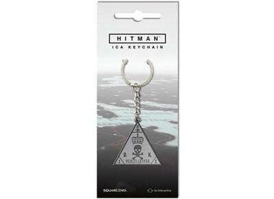 Μπρελόκ Hitman Metal ICA Symbol