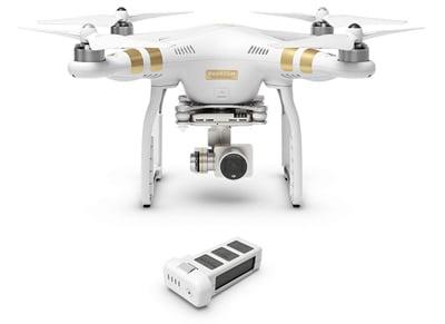 DJI Phantom 3 Professional & 2η Μπαταρία - Τηλεκατευθυνόμενο Drone με Κάμερα wearables   gadgets   drones   τηλεκατευθυνόμενα   drones