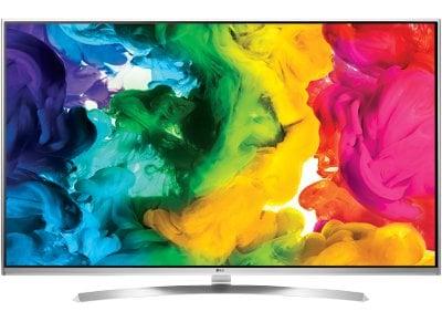 """4K Τηλεόραση 60"""" LG 60UH850V Smart 3D LED Ultra HD"""