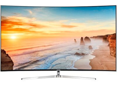 "Τηλεόραση Samsung 65"" Smart Curved LED Ultra HD UE65KS9000"