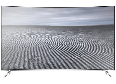 "4K Τηλεόραση 65"" Samsung UE65KS7500 Smart Curved LED Ultra HD"