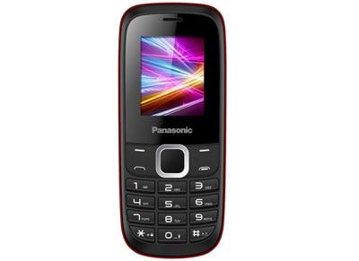 Panasonic GD18 Dual Sim Κόκκινο