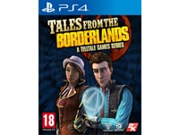 Tales from the Borderlands - PS4 Game