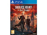 Sherlock Holmes: The Devil's Daughter - PS4 Game