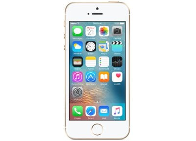 Apple iPhone SE 16GB Gold Smartphone