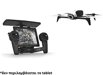 Parrot Bebop 2 Drone & Skycontroller - Τηλεκατευθυνόμενο Drone με κάμερα Λευκό wearables   gadgets   drones   τηλεκατευθυνόμενα   drones