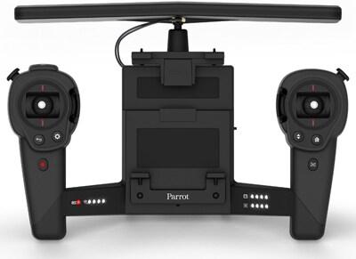 Parrot Skycontroller - Χειριστήριο για Bebop 2 Μαύρο gadgets   smartliving   drones   τηλεκατευθυνόμενα   drones