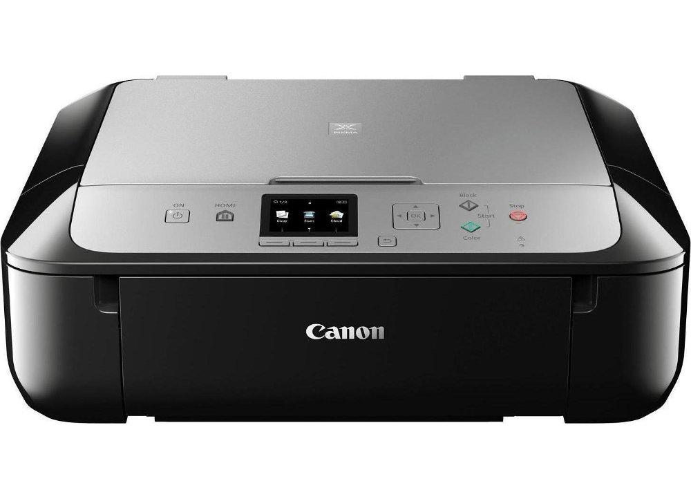 canon printer templates - canon pixma mg5752 inkjet 4