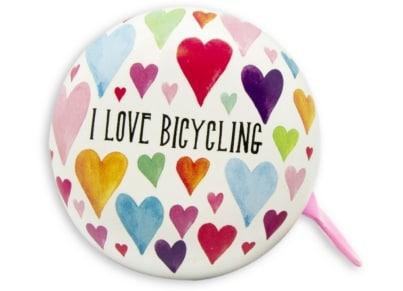 Κουδούνι ποδηλάτου Legami - I love bicycling